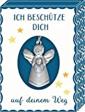 Schmuckanhänger - Kleiner Schutzengel: Ich bin immer bei dir/wo du auch bist (Sortiert, nicht auswählbar)