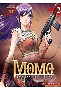 Momo the Beautiful spirit Edition simple Tome 2