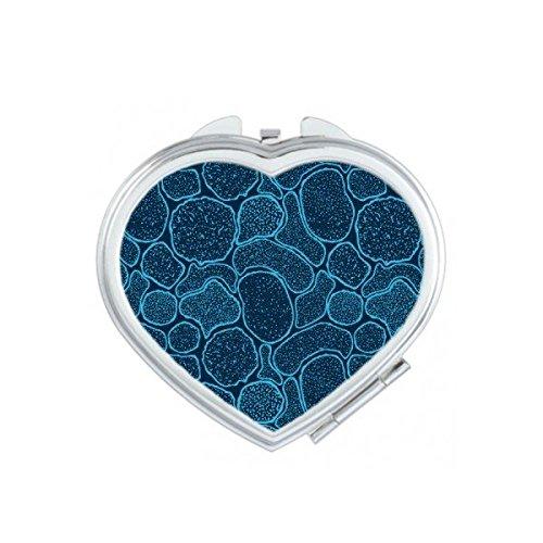 DIYthinker microscopio Azul células Estructura biológica