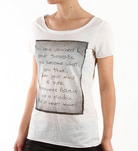 VERO MODA -  T-shirt - Maniche corte  - Donna bianco X-Small