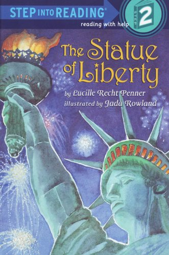 The Statue of Liberty (Step into Reading) (English Edition)