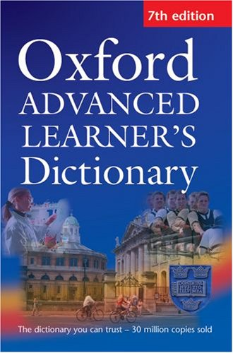 Oxford Advanced Learner's Dictionary, Seventh Edition: Oxford advanced learner's dictionary. Con CD-ROM