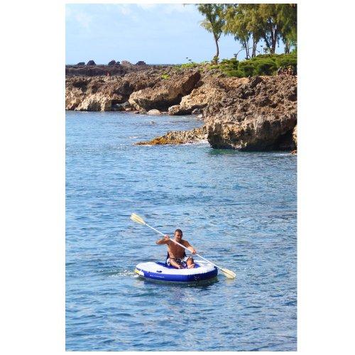 Aquaglide Schlauchboot/Aufblasbares Kajak für bis zu 3 Personen im Test - 3