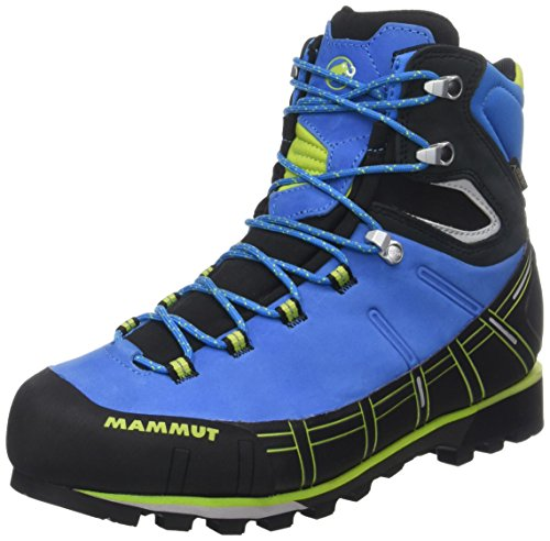 Mammut Herren Kento High GTX Trekking-& Wanderstiefel, Blau (Imperial-Sprout 50055), 42 2/3 EU