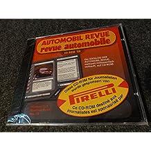 Katalog 98 der AUTOMOBIL REVUE. CD- ROM für Windows 3.11/95/ NT, Mac 7.1