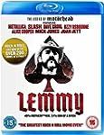 Lemmy - The Legend Of Motorhead [Blu-...