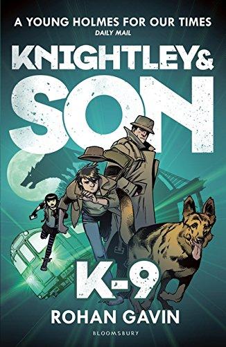 K-9 (Knightley and Son) por Rohan Gavin