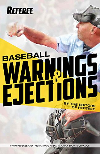 Baseball Warnings & Ejections