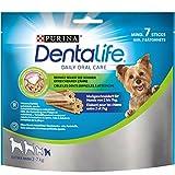 Purina DentaLife Extra Mini Tägliche Zahnpflege-Snacks für sehr kleine Hunde, 5er Pack (5 x 69 g)