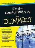 Image de GmbH-Geschäftsführung für Dummies