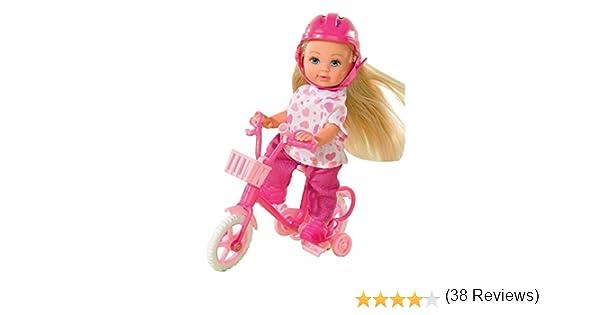 1 Pezzo My first bike Mini bambole Steffi Love 5731715 Modelli//Colori Assortiti EVI