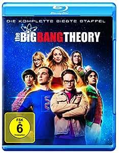 The Big Bang Theory - Die komplette siebte Staffel [Blu-ray]