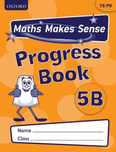 Maths Makes Sense: Y5: B Progress Book Pack of 10