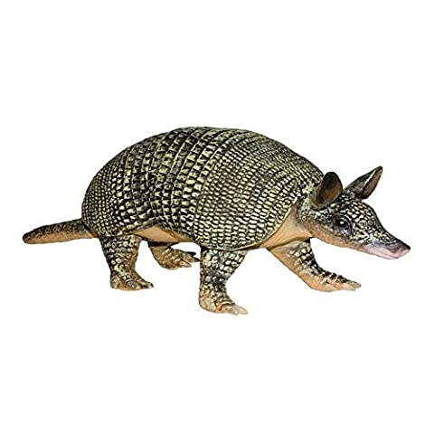 Large Realistic Armadillo Foam Filled Latex Prank Prop Novelty Gag Gift by Dillon Imports
