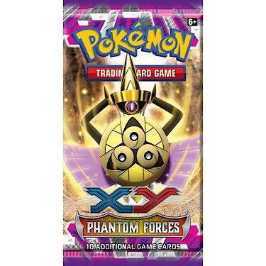 Pokemon XY4 Phantom Forces Booster - Action Sammelkarten (10 Karten) (Sortimentsartikel) [UK Import]