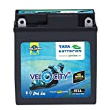 Automotive Battery Best Deals - Tata Green Batteries 1419510999 Velocity Plus YT5A 12V 5Ah Motorcycle Battery (No Exchange)
