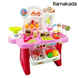Best Barbie Play Kitchens - Ramakada Supermarket Shop Play Set Toy with Sound Review