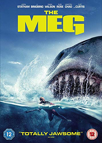 Picture of The Meg [DVD] [2018]