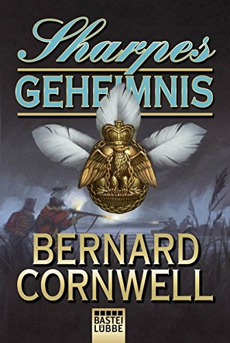 Sharpes Geheimnis (Sharpe-Serie, Band 17)