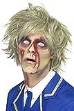 Smiffys, Herren Zombie Maske, One Size