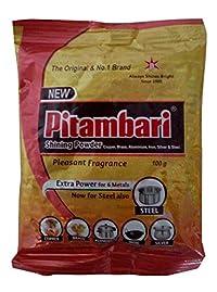 Pitambari Shining Powder, 100g Pouch