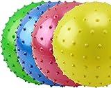 GYD Igelball,Massageball,Noppenball,Stachelball, 4 Stück mit 20 cm Durchmesser
