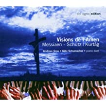 Visions de l'Amen by Messiaen Olivier (2005-07-26)