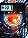 Kosmos 695231 EXIT - Das Spiel - Das Tor zwischen den Welten, Level: Fortgeschrittene, Escape Room Spiel, für 1 bis 4…