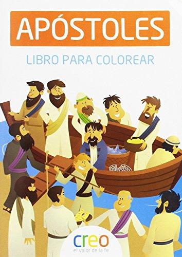 Apóstoles: Libro para colorear