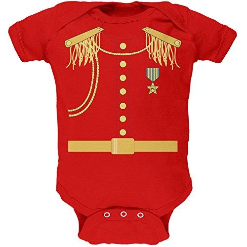 Prince Charming Kostüm rot weich Baby 1 Gepäckstück - 18-24 (Prince Kostüm Charming Baby)