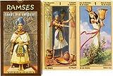 Ramses Tarot der Ewigkeit. 78 Karten: Mit deutschsprachigen Texten -