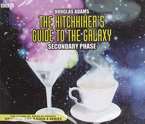 The Hitchhiker's Guide to the Galaxy: Secondary Phase (BBC Radio Collection) by Adams, Douglas (2001) Library Binding