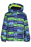 Killtec Kinder Stripy Mini Skijacke, Royal, 122/128