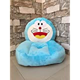 Trendy Kids Cool Plush Sofa For Kids To Have There Own Sitting Spot Anywhere In House Best Gift For Kids (Doraemon Baby Sofa Chair)