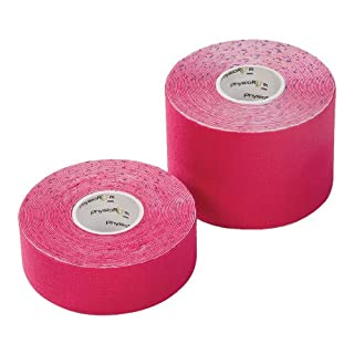 PhysioRoom Kinesiology Tape Pink 2.5cm x 5m
