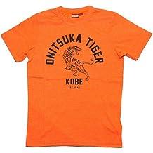 Onitsuka Tiger - Tee Warm Orange - T-shirt Man