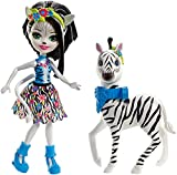 Enchantimals FKY75 Themenpack Zelena Zebra, Bunt
