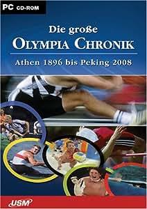 Die große Olympia Chronik 2008