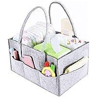 Bolsa de almacenamiento para pañales de bebé, fieltro recién nacido, organizador de guardería,