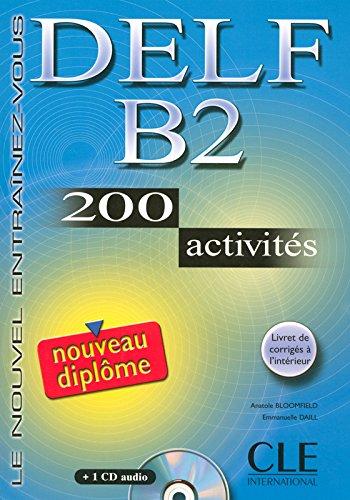 Nouveau DELF - Niveau B2 - Livre + CD