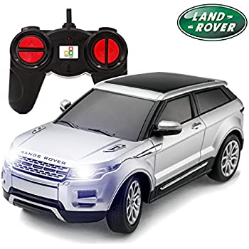 mondo scale 1 24 range rover evoque radio controlled car toys games. Black Bedroom Furniture Sets. Home Design Ideas