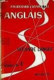 ANGLAIS SECONDE LANGUE CLASSE DE QUATRIEME .