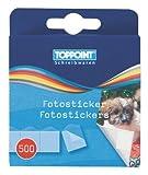 2000 (4x 500Stk) Fotosticker Fotokleber