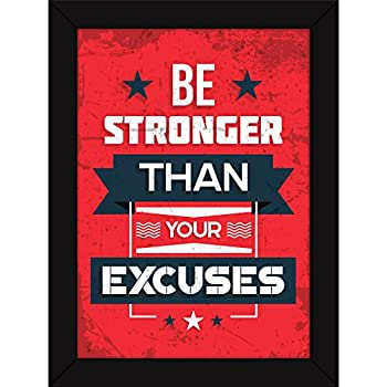 Fatmug inspirational posters with frames for room office for Motivational quotes for office cubicle