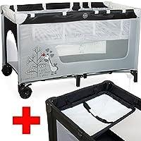 suchergebnis auf f r reisebett mit matratze baby. Black Bedroom Furniture Sets. Home Design Ideas