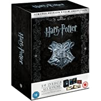 Harry Potter: The Complete 1-8 Film Collection - Limited Numbered Edition