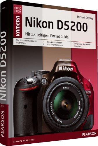 Pearson Photo (Nikon D5200: mit 12-seitiger Klappkarte (Pearson Photo))