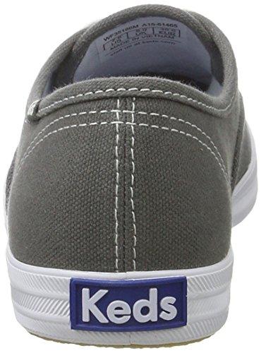 Keds Keds Champion CVO, Baskets mode femme Gris (Steel Grey)
