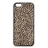 Comfortable Leopard Print Snap-on Protective Cover Coque for iPhone 6 iPhone 6S - 4.7 Inch, Customised iPhone 6/6s Hard Shell Housses et étuis For Women