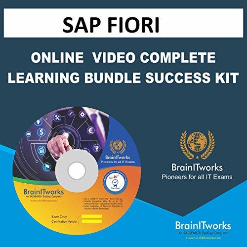 Sap fiori online video learning ebooks set